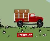 Hrát online hru Big Truck Adventures 2