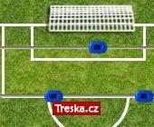 Hrát online hru Premiere League Foosball