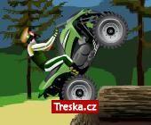 Hrát online hru Stunt Dirt Bike