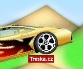 Hrát online hru Wheelie Car